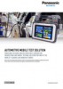 TOUGHBOOK M1 Automotive Mobile Test Solution