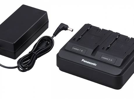 AG-BRD50 Battery Charger for Camcorder Battery Packs