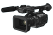 AG-UX180<br>4K 60p/50p Camcorder featuring the Industry