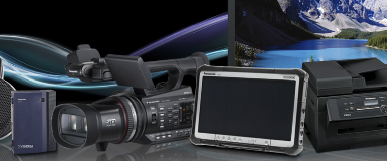 Panasonic products for business
