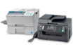 All-in-one printers and fax