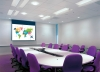 PT-RZ570 Lifestyle Image Meeting room High-res
